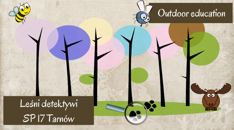 Outdoor education detektywi